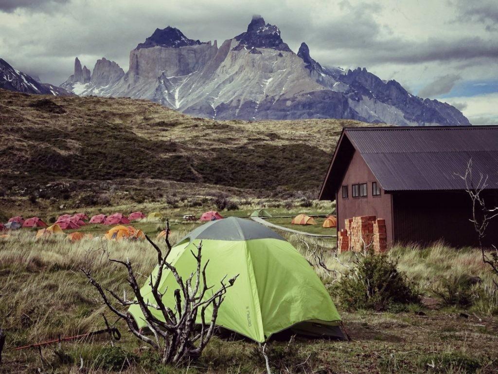 Parc Torres del Paine camping