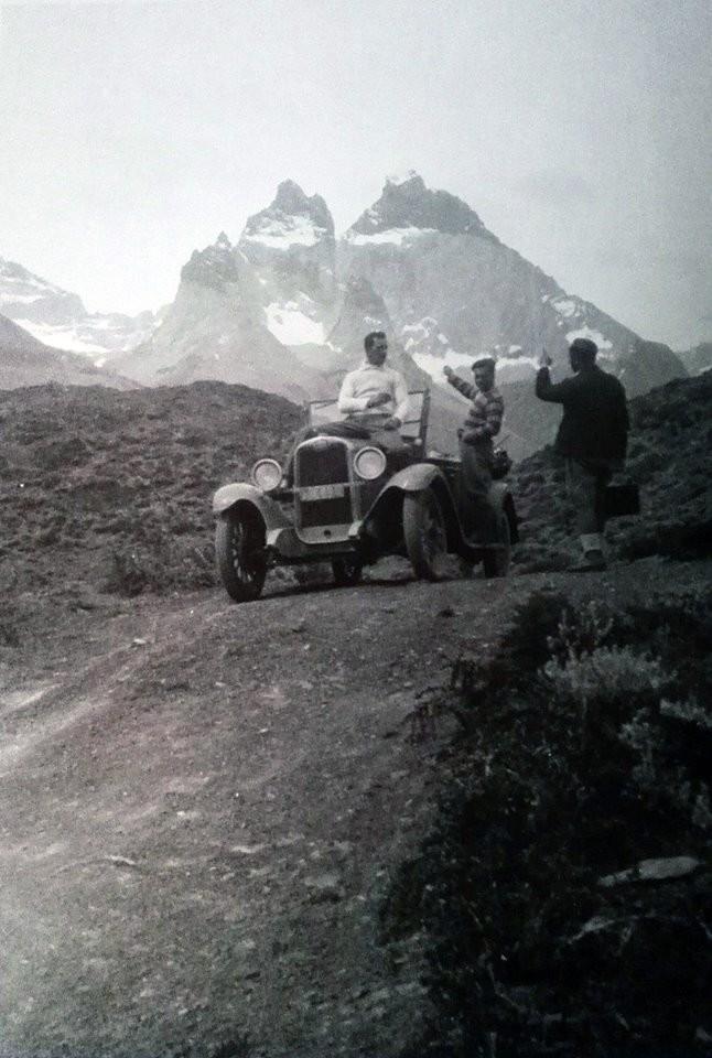 Histoire Parc Torres del Paine