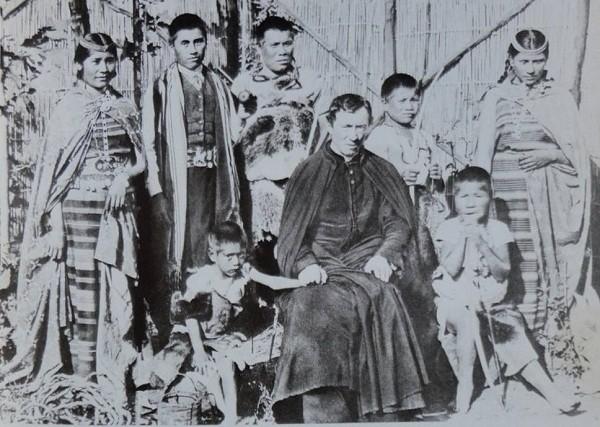Patagonie évangélisation