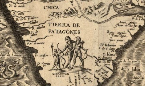 Terres des Patagones
