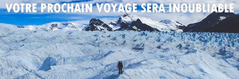 Promotion Patagonie voyage Chili